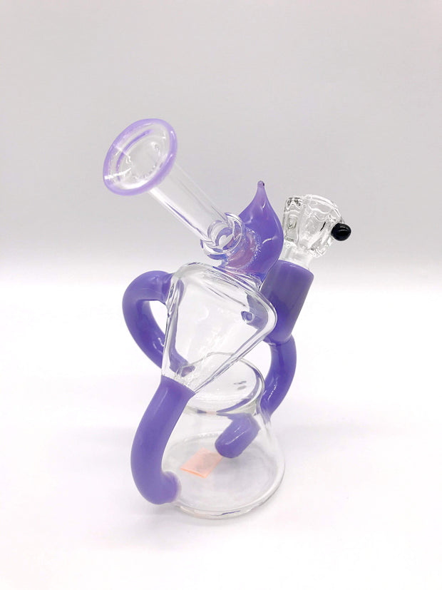 Smoke Station Water Pipe Mini Heady Rig