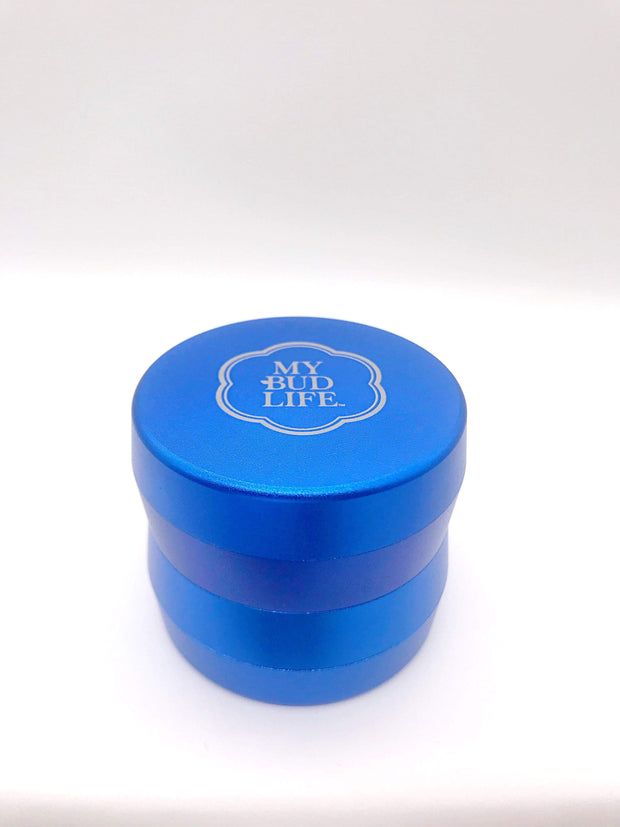 Smoke Station Accessories Blue My Bud Life™ Grinder