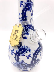 Smoke Station Water Pipe My Bud Vase™ Joy and Luck Water Pipes