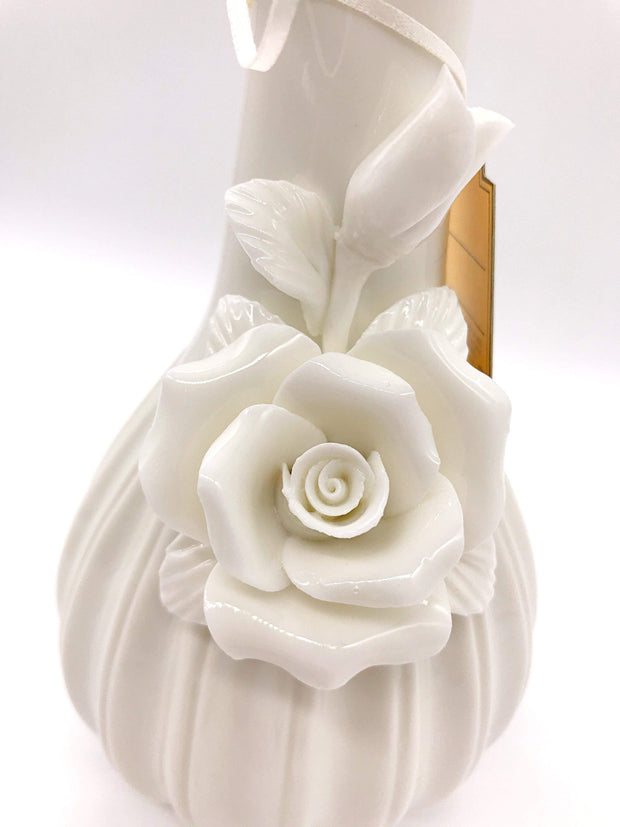 Smoke Station Water Pipe My Bud Vase™ Rose and Ivory Water Pipes