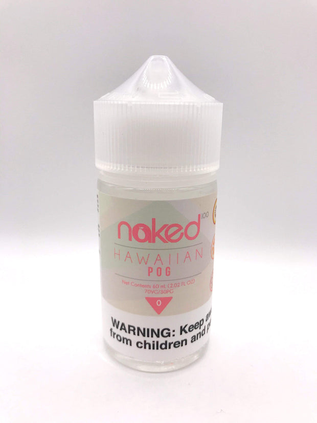 Smoke Station Juice Hawaiian Pog Naked100 Sub-Ohm E-Juice - 60ml