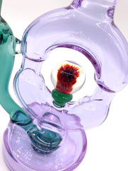 Smoke Station Water Pipe Pulsar Donut Rig