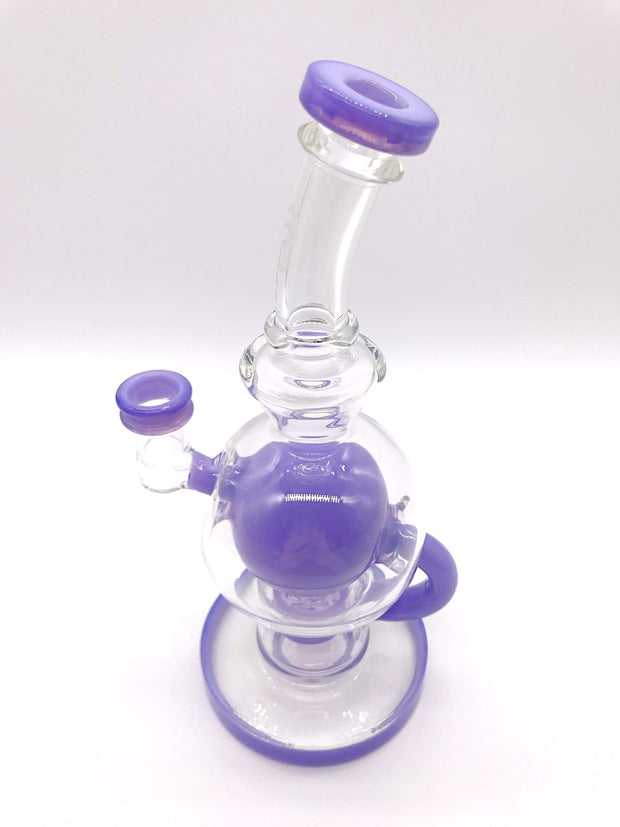 Smoke Station Water Pipe Seed of Life Ball Rig