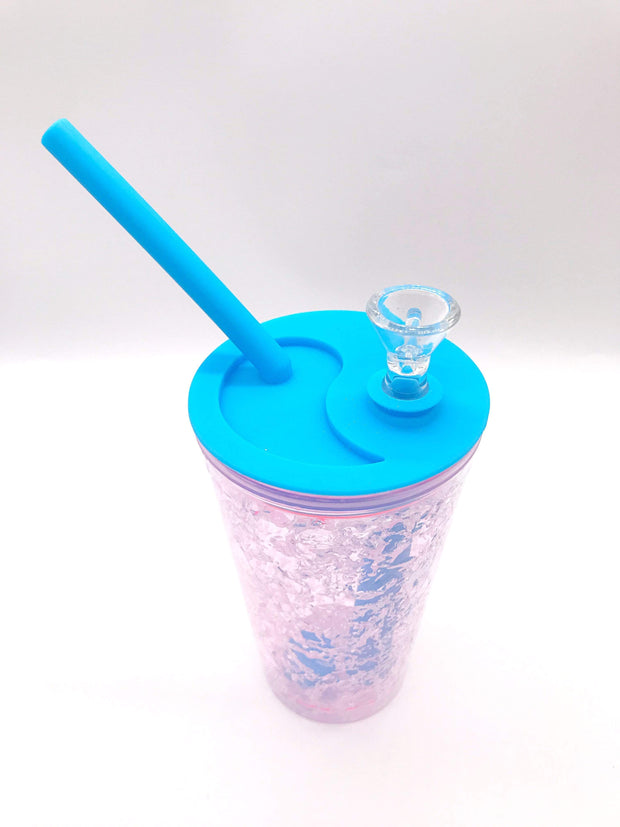 Smoke Station Water Pipe Silicone Cup To-Go Water Pipe