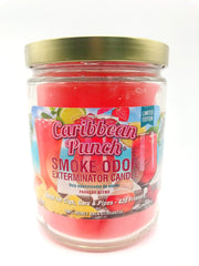 Smoke Station Accessories Caribbean Punch Smoke Exterminator Candle