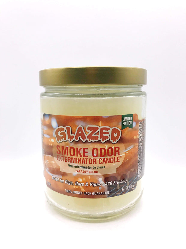 Smoke Station Accessories Glazed Smoke Exterminator Candle