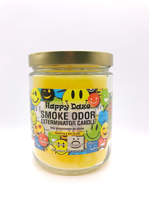 Smoke Station Accessories Happy Daze Smoke Exterminator Candle