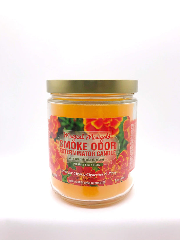 Smoke Station Accessories Magical Marigold Smoke Exterminator Candle