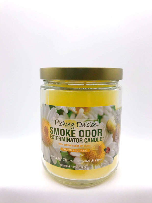 Smoke Station Accessories Picking Daisies Smoke Exterminator Candle