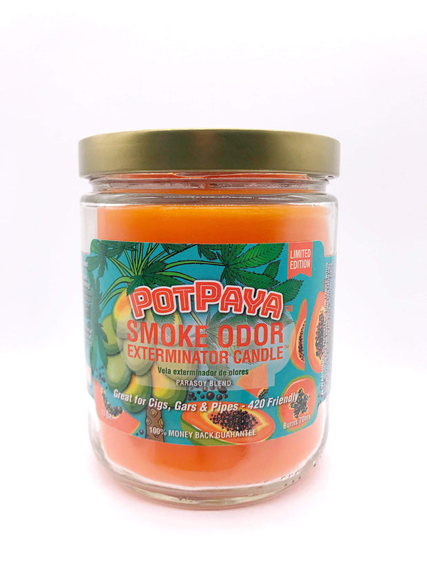 Smoke Station Accessories Pot Paya Smoke Exterminator Candle