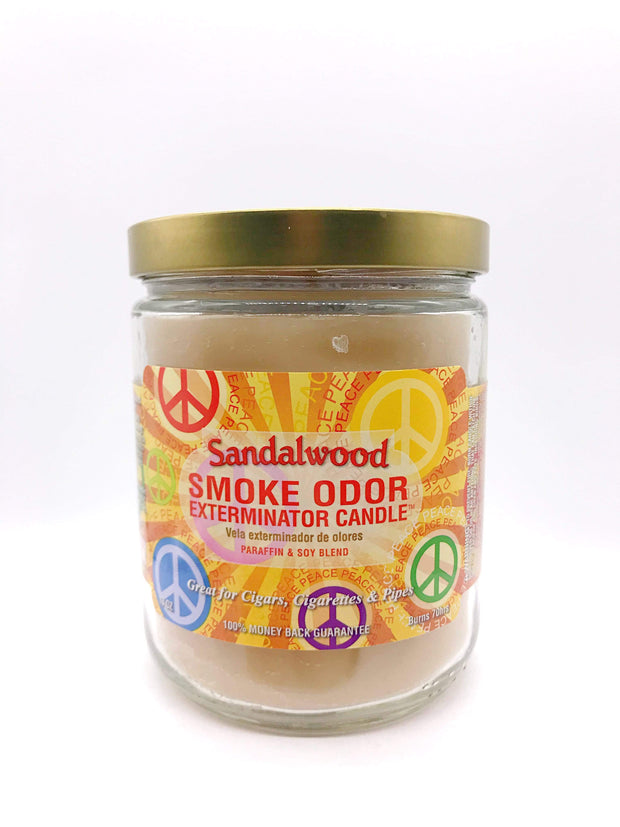 Smoke Station Accessories Sandalwood Smoke Exterminator Candle