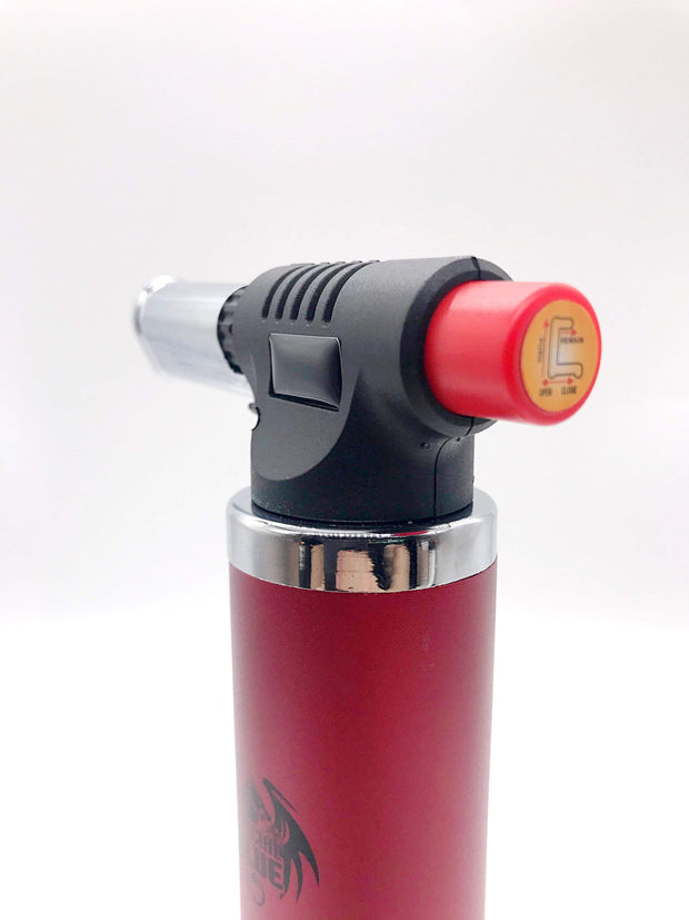 "Smoke Station Accessories Special Blue ""Fury"" Butane Torch"