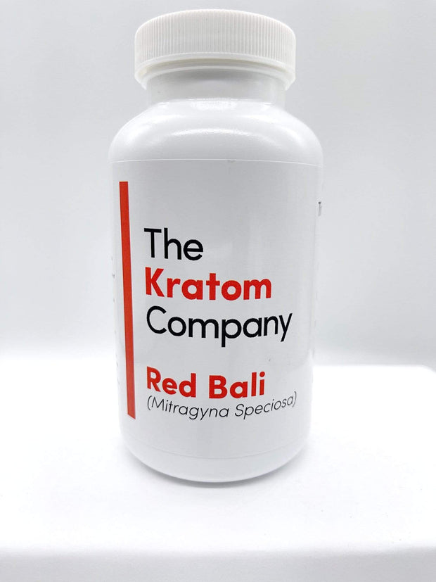 Smoke Station Kratom 150 Caps / Red Bali The Kratom Company Premium Kratom Capsules 150 and 75