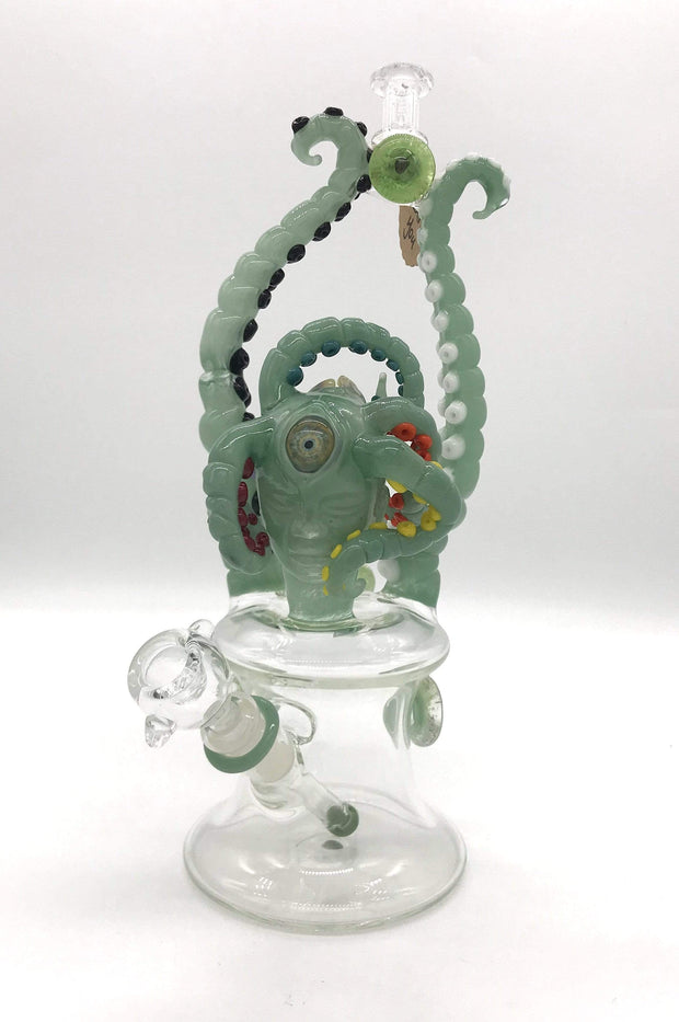 Smoke Station Water Pipe The Medusa Rig