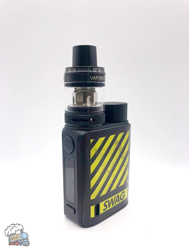 Smoke Station Vape Zebra Yellow The Vaporesso SWAG 2 Kit