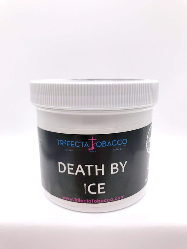 Smoke Station Hookah Death By Ice / 250g Trifecta Blonde Line Hookah Tobacco