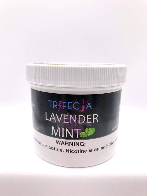 Smoke Station Hookah Lavender Mint / 250g Trifecta Blonde Line Hookah Tobacco