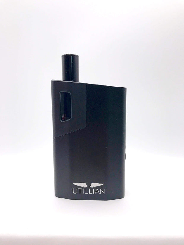 Smoke Station Vape Black Utillian 620 Dry Herbs Vaporizer