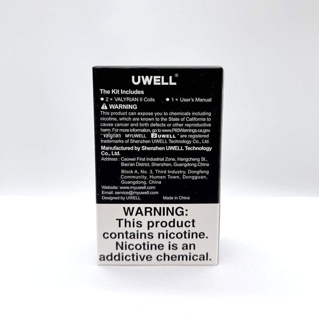 Smoke Station Accessories UWELL VALYRIAN II 2 REPLACEMENT COILS