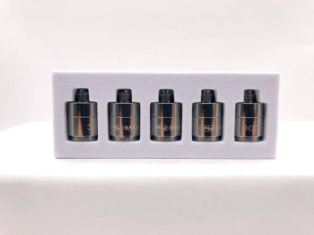 Smoke Station Accessories Yocan Evolve Plus Ceramic Donut Coil 5PC/PK