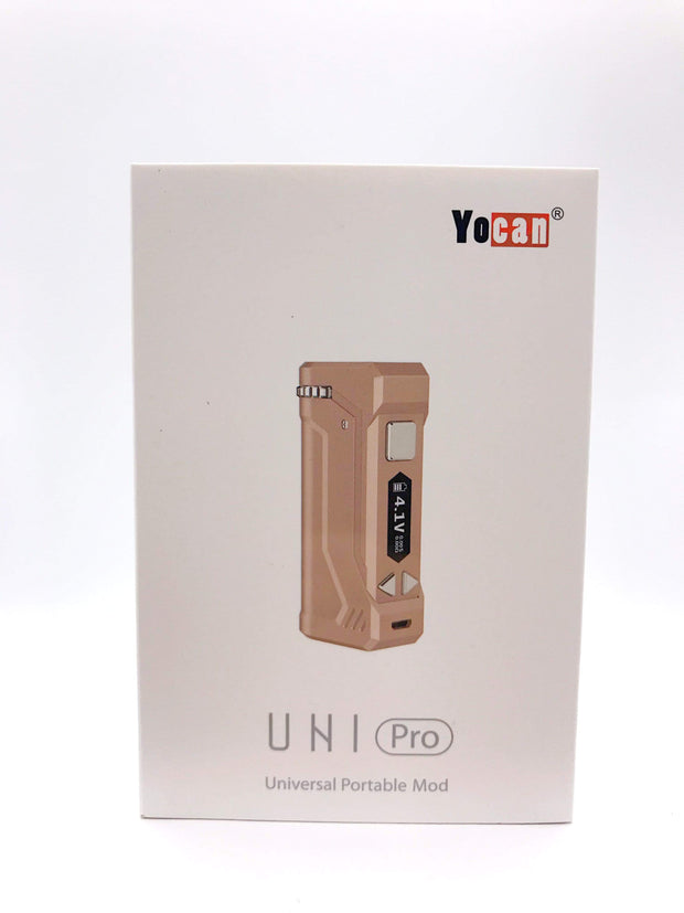 Smoke Station Vape Gold Yocan UNI Pro Vape Battery