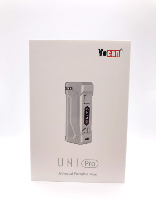 Smoke Station Vape Silver Yocan UNI Pro Vape Battery