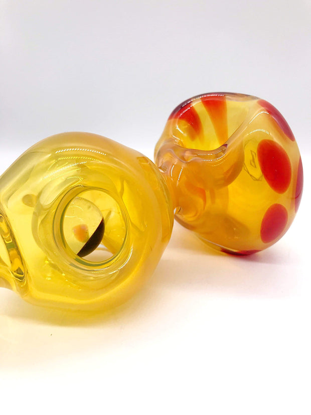 Smoke Station Hand Pipe Zenesis Glass Spoon Hand Pipe