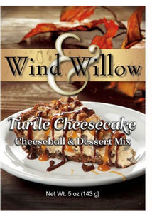Turtle Cheesecake - The Muddy Pearl