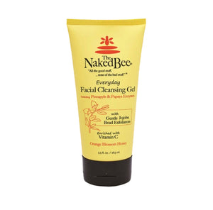 Naked Bee Facial Cleansing Gel - The Muddy Pearl