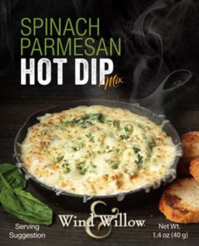 Spinach Parmesan Hot Dip Mix - Shopmuddypearl