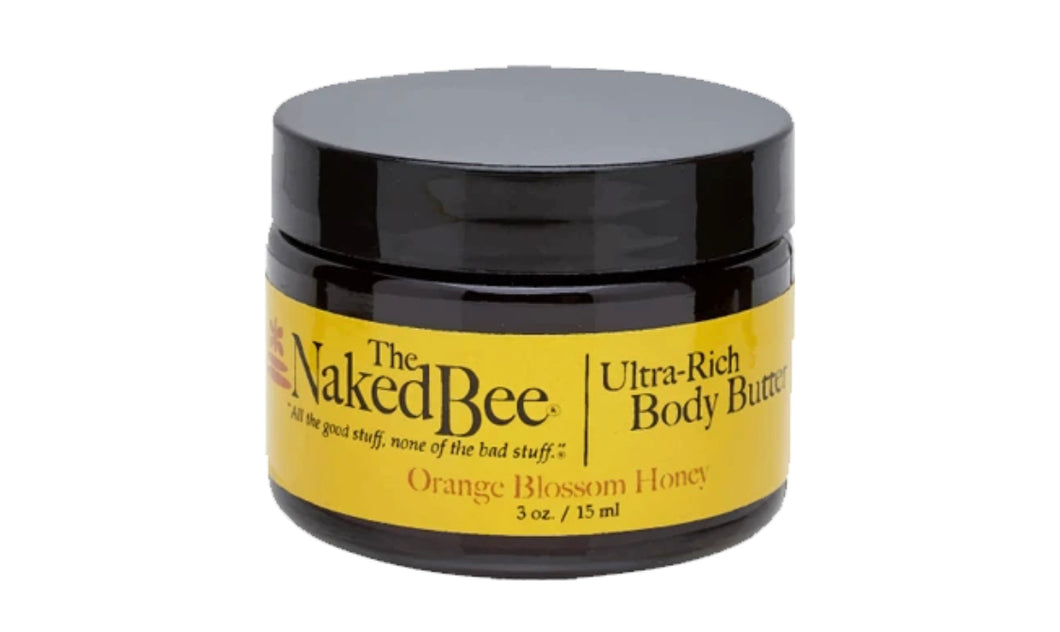 Body Butter - Naked Bee