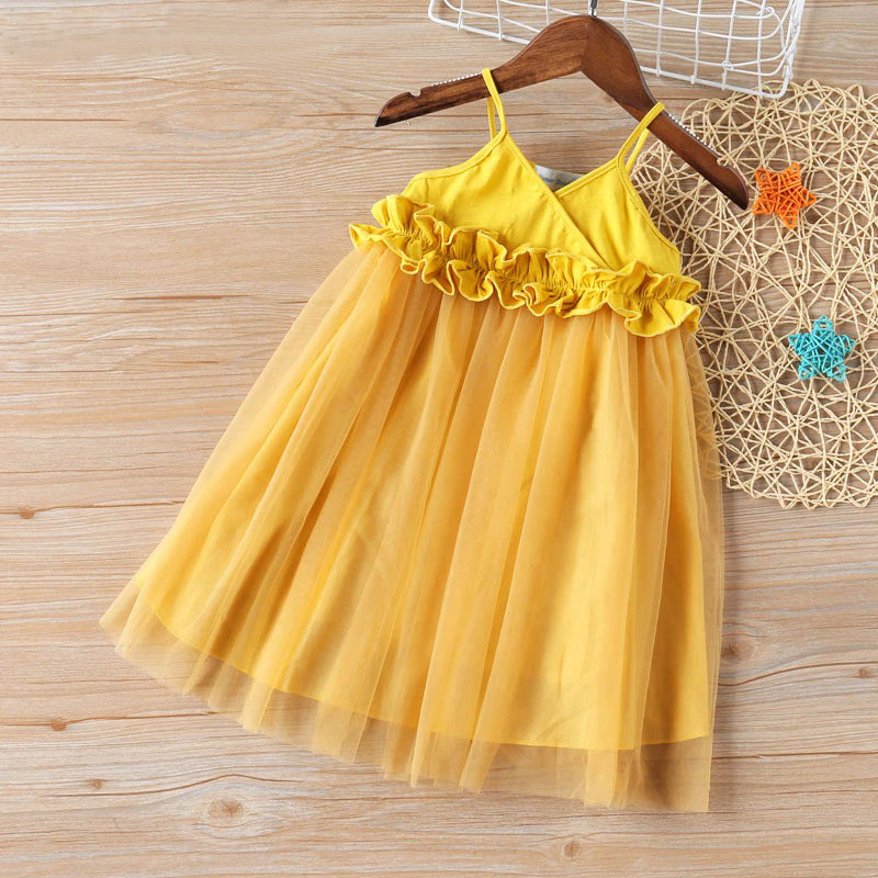 Fun In The Sun Little Girls Dress
