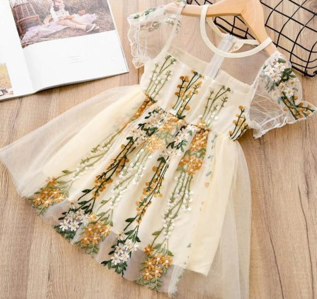 Elegant little Girls Dress