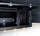 1600mm CANOPY/Dog Box Raw