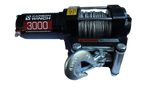 The Carbon 3000lb Light-Duty Trailer and Utility Winch