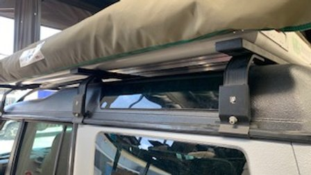 Tough Touring 3 Steel Bar Roof rack (ARB or Frontrunner Feet)