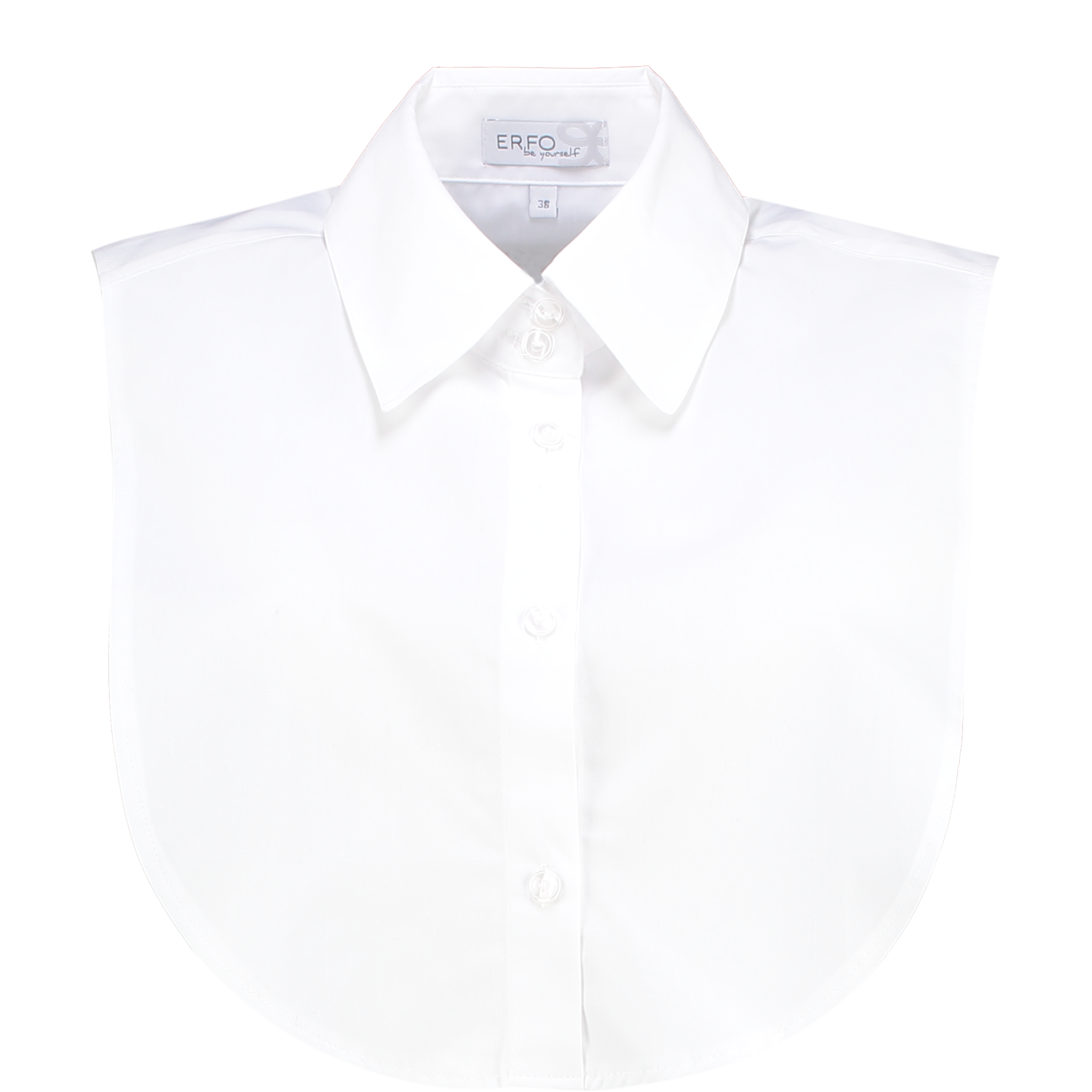 ERFO Large Faux Shirt Collar 9011312