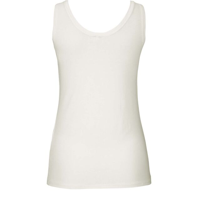 Masai Els Cream Vest Top