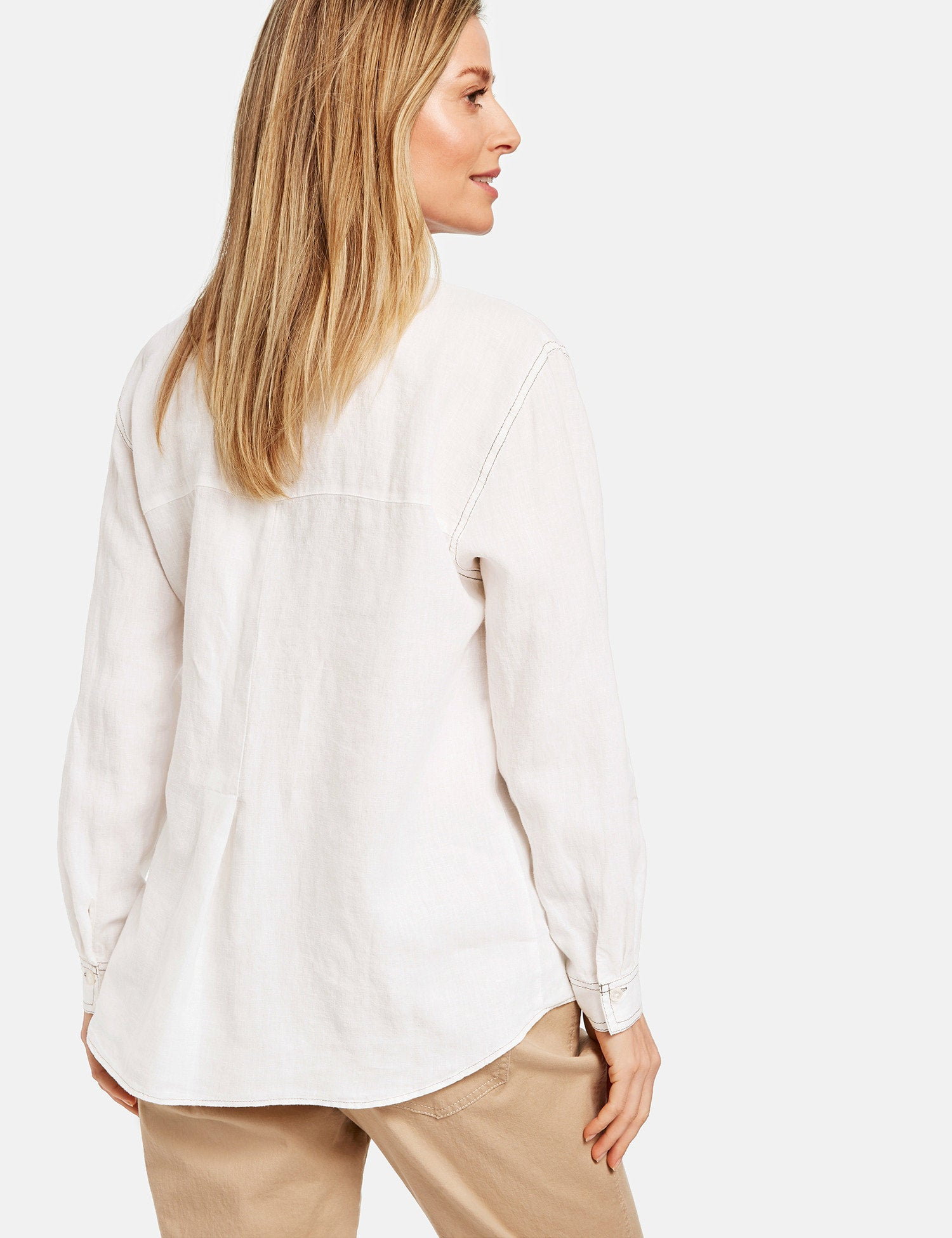 Gerry weber Linen Shirt 260323