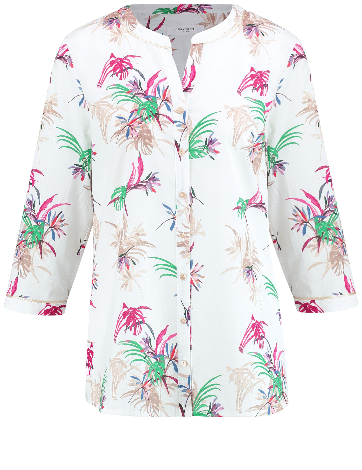 Gerry Weber Floral Blouse 260085