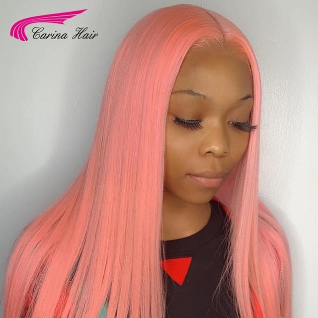 color  Remy Straight Lace Wig