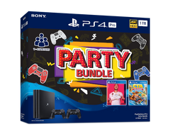 Máy chơi game PS4 Pro Party Bundle