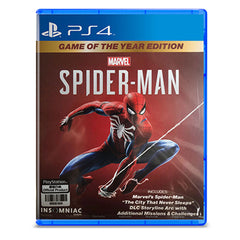 Đĩa Game Spider Man GOYT