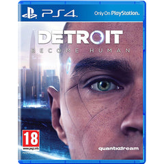 Đĩa game Detroit: Become Human