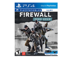 Đĩa game VR Firewall Zero Hour
