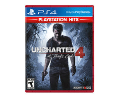 Đĩa game Uncharted 4