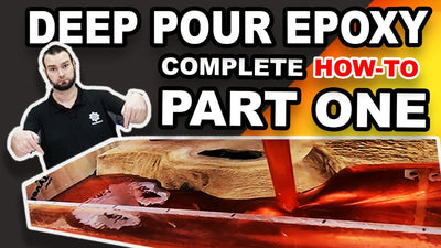 [Tutorial] How To Use Deep Pour Epoxy