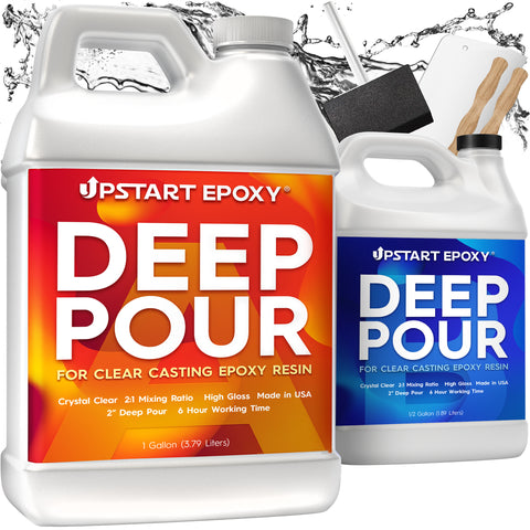Deep Pour Epoxy Resin