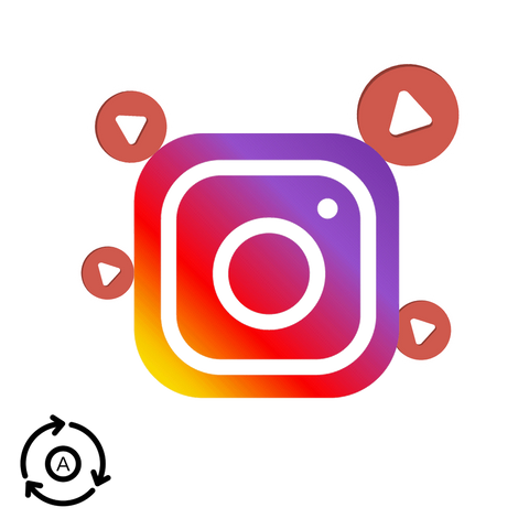 Image of Buy Instagram Real Auto Views | 30 posts