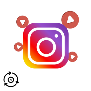 Buy Instagram Real Auto Views | 30 posts